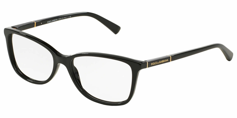 dolce gabbana dg3219 logo plaque eyeglasses