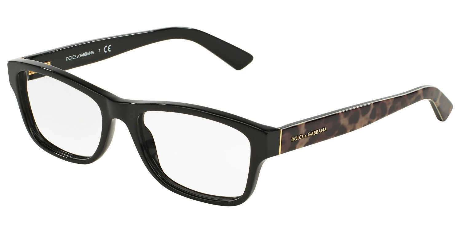 Dolce & Gabbana DG3208 - Enchanted Beauties Eyeglasses