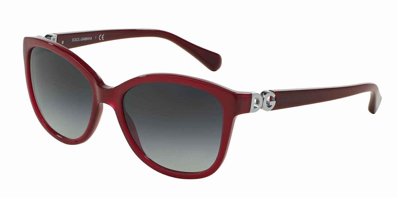 Dolce & Gabbana DG4258F - Alternate Fit Sunglasses