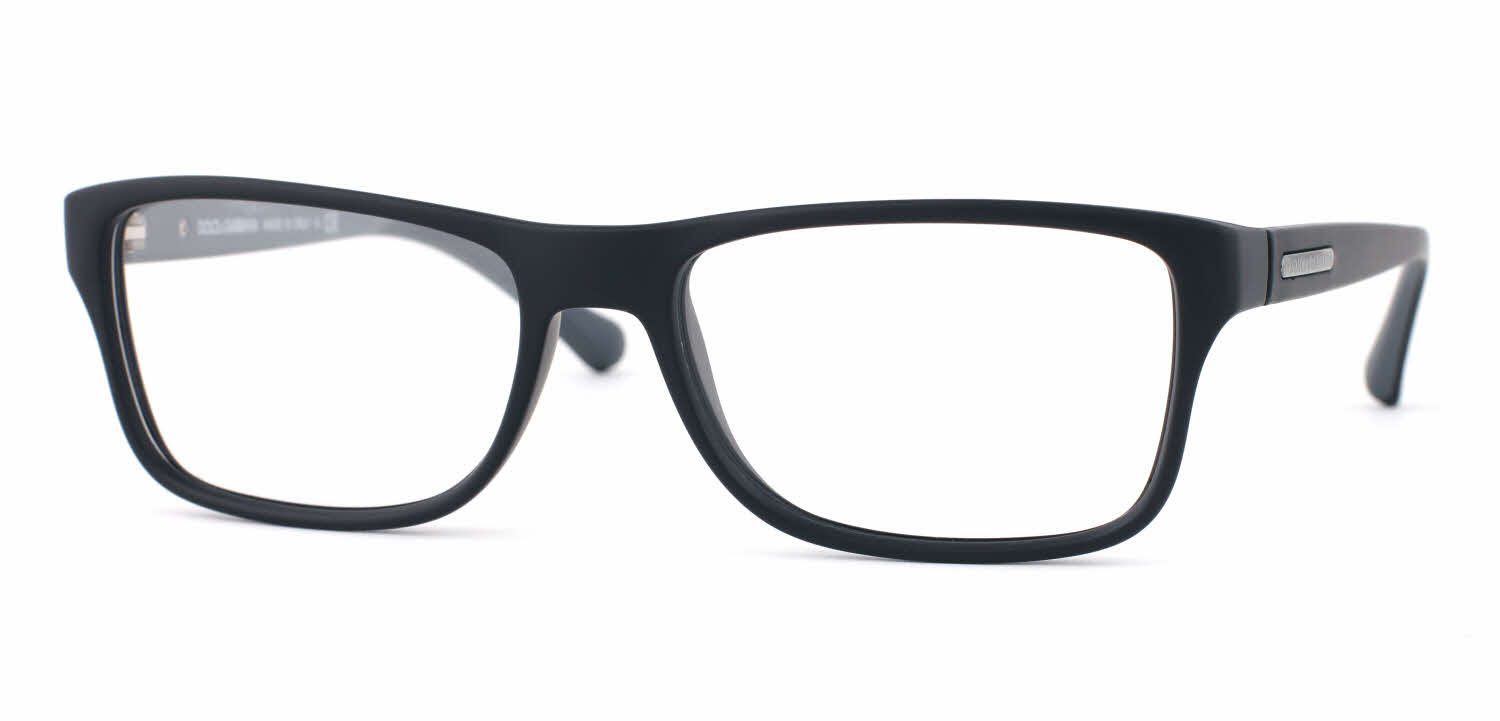 Dolce & Gabbana DG5009 - Over Molded Rubber Eyeglasses