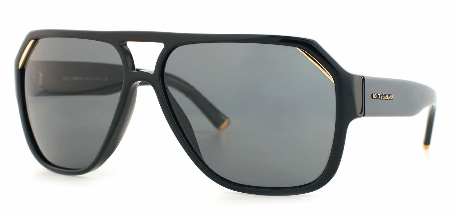 Dolce Gabbana Sunglasses Black  dolce gabbana dg4138 iconic evolution sunglasses