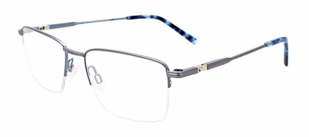 EasyClip EC560 With Magnetic Clip-On Lens Eyeglasses