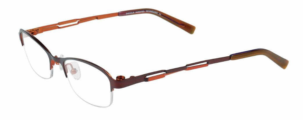 Easyclip P6065-With Magnetic Clip on Lens Eyeglasses