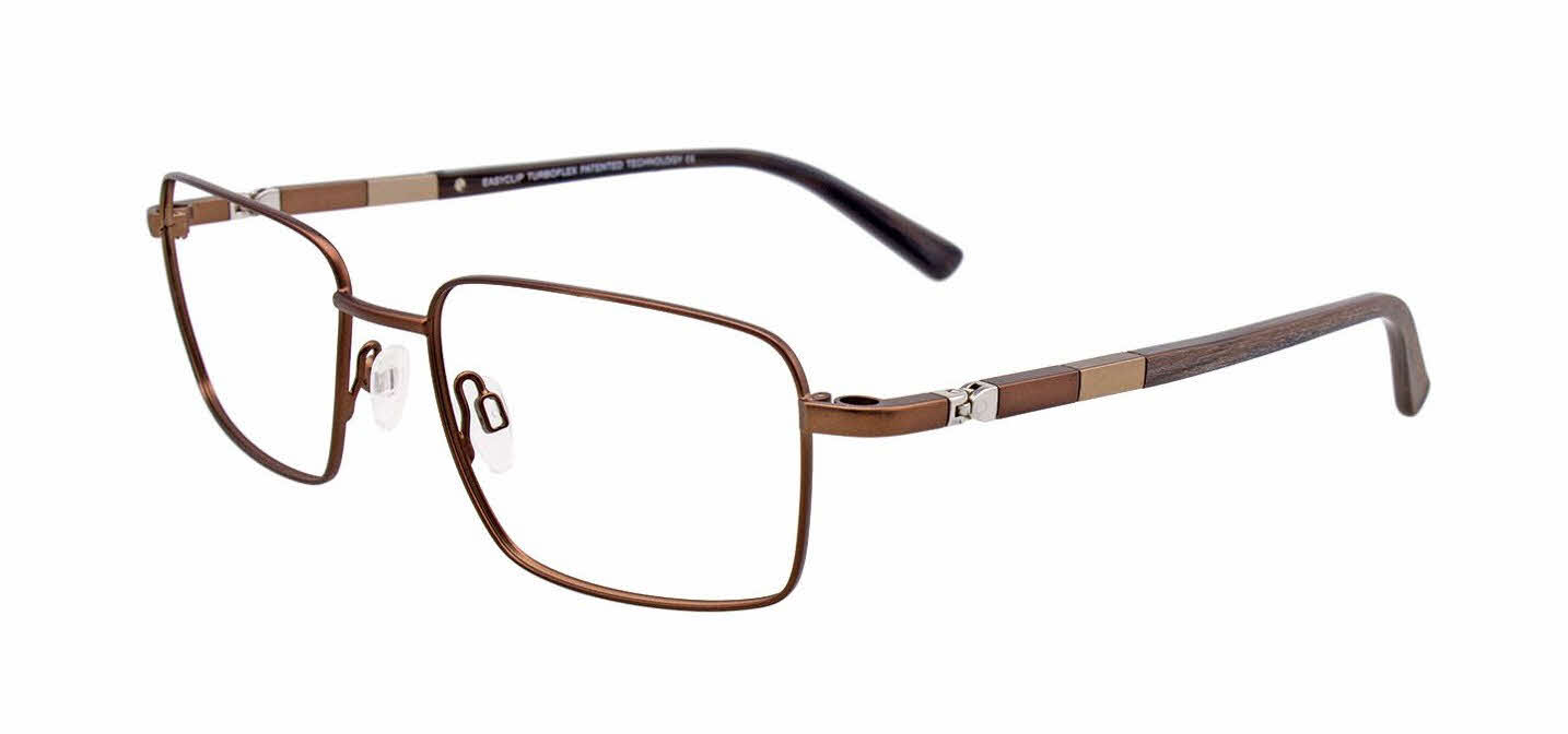 Easyclip EC436-With Magnetic Clip on Lens Eyeglasses