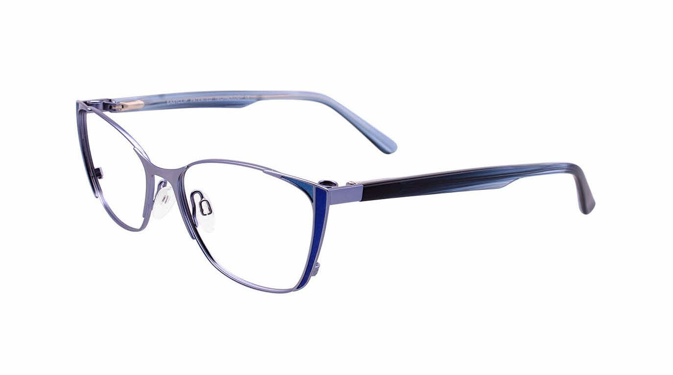 Easyclip EC442-With Magnetic Clip on Lens Eyeglasses
