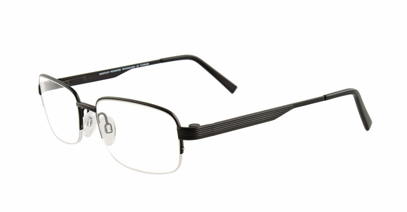 a333f70bdb9 Easyclip SF 112-With Magnetic Clip on Lens Eyeglasses