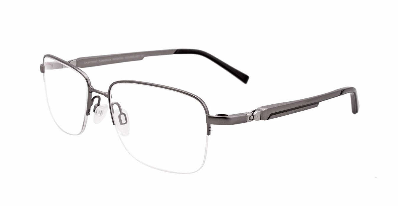 EasyTwist N Clip CT239-With Magnetic Clip on Lens Eyeglasses