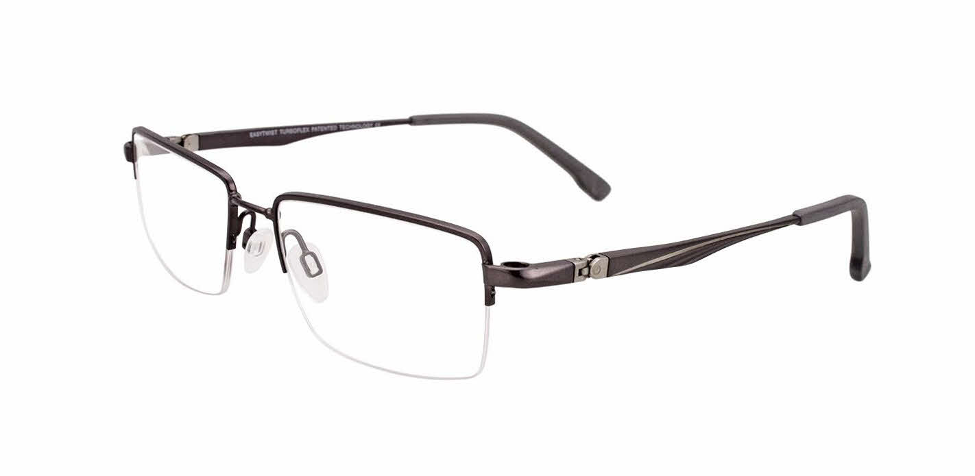 Easytwist N Clip CT243 With Magnetic Clip-On Lens Eyeglasses