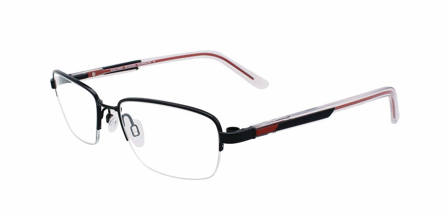 EasyTwist N Clip CT 249-With Clip on Lens Eyeglasses