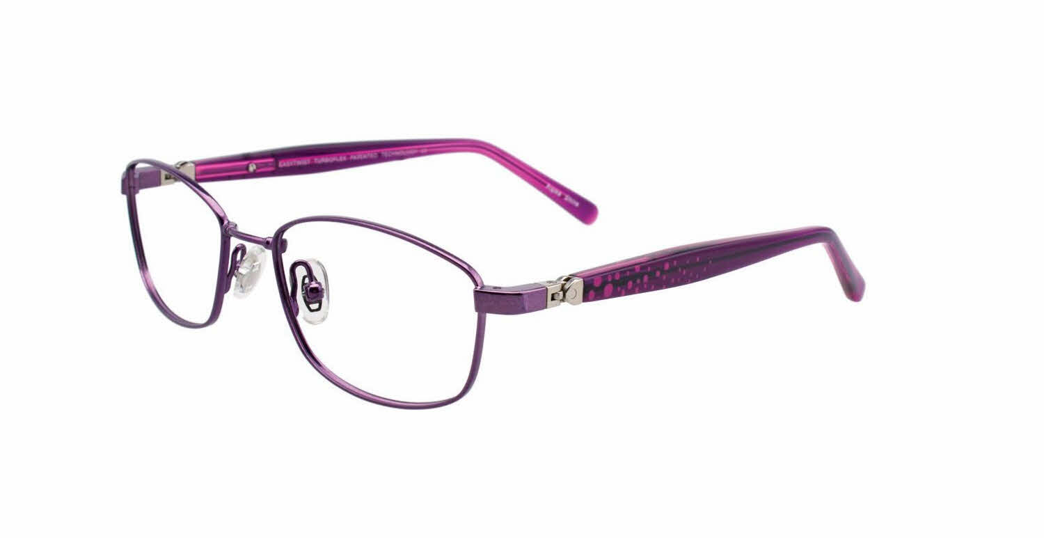 Easytwist Kids ET 975 Kids No Clip-On Lens Eyeglasses