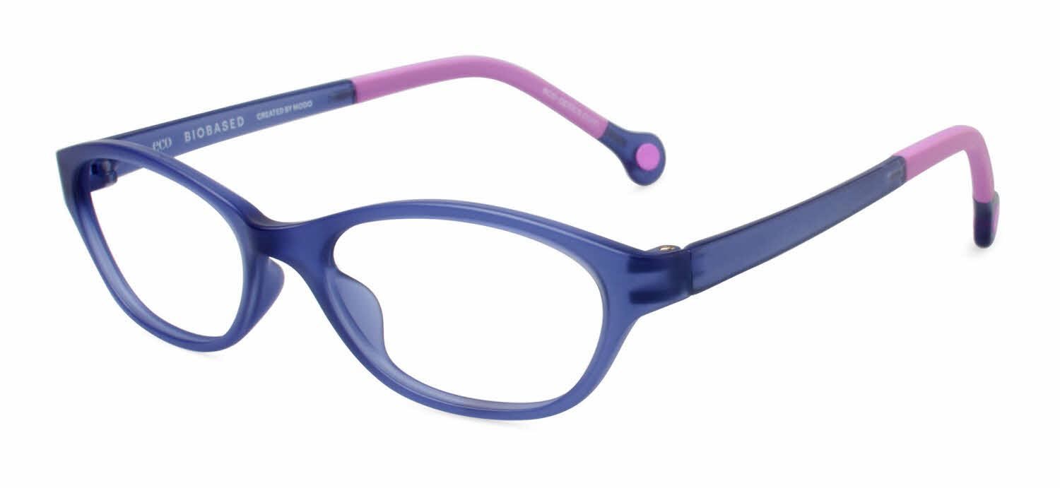 ECO Kids Coral Eyeglasses | Free Shipping