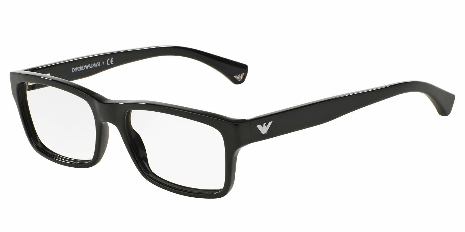 2523960cead Emporio Armani EA3050F - Alternate Fit Eyeglasses