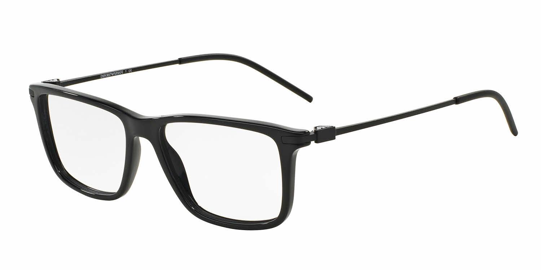 emporio armani ea3063f alternate fit eyeglasses - Emporio Armani Frames