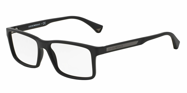 Emporio Armani EA3038 Eyeglasses Free Shipping