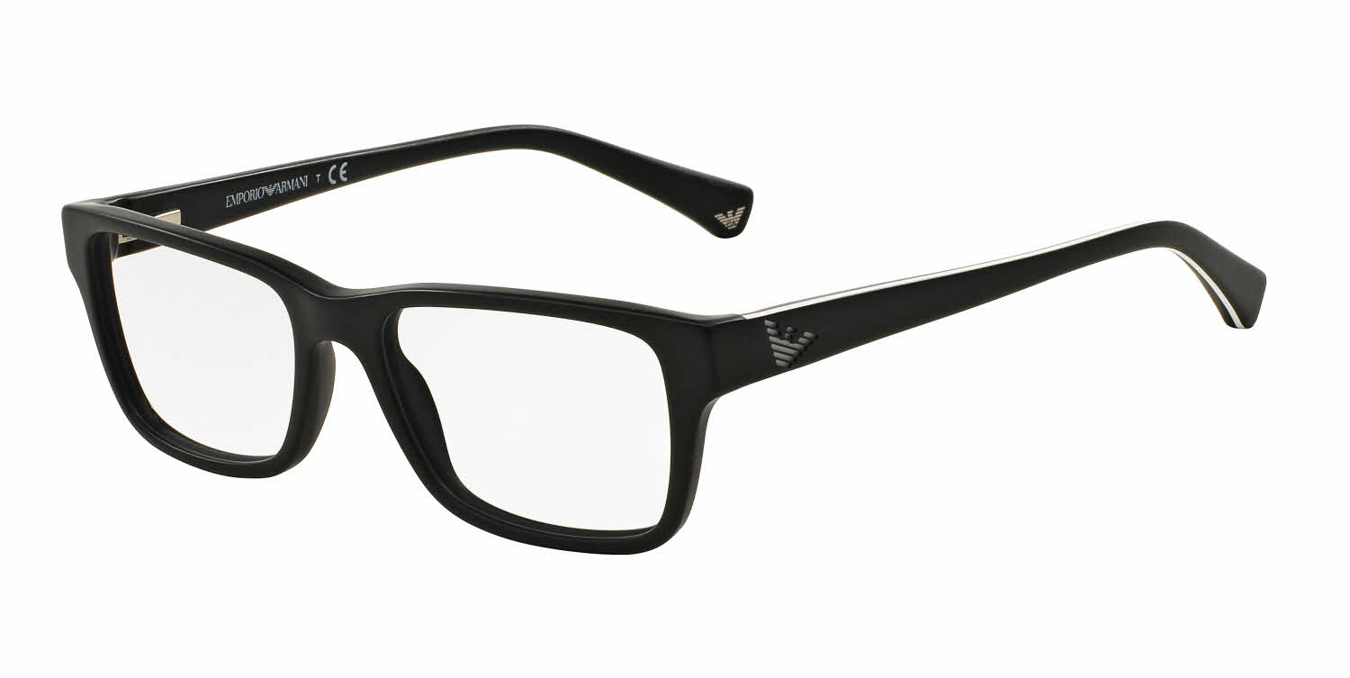 Emporio Armani EA3057F - Alternate Fit Eyeglasses