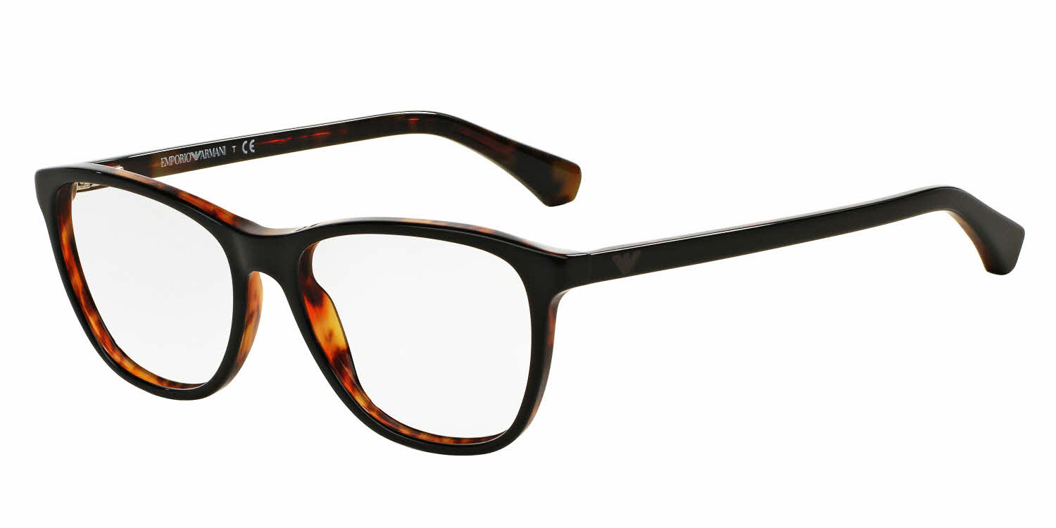 Emporio Armani EA3075F - Alternate Fit Eyeglasses