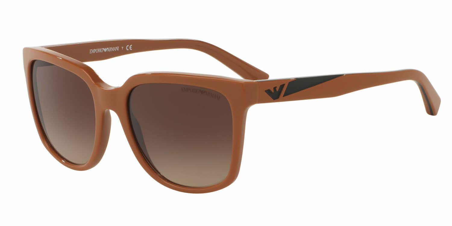 Emporio Armani EA4070F - Alternate Fit Sunglasses