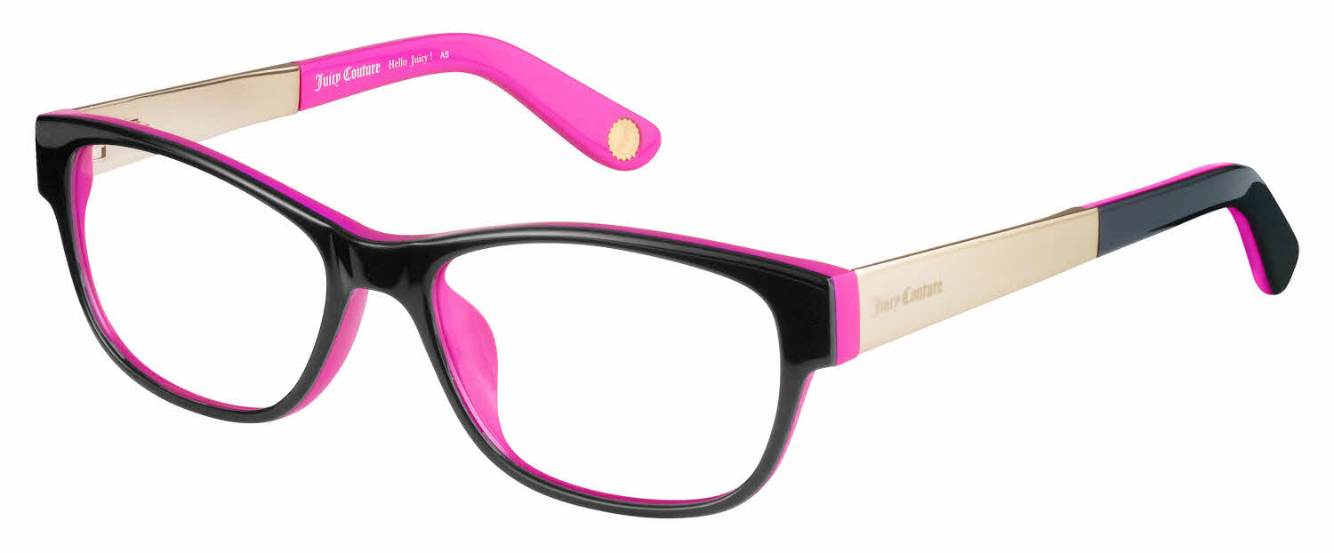 Juicy Couture Ju 162 Eyeglasses