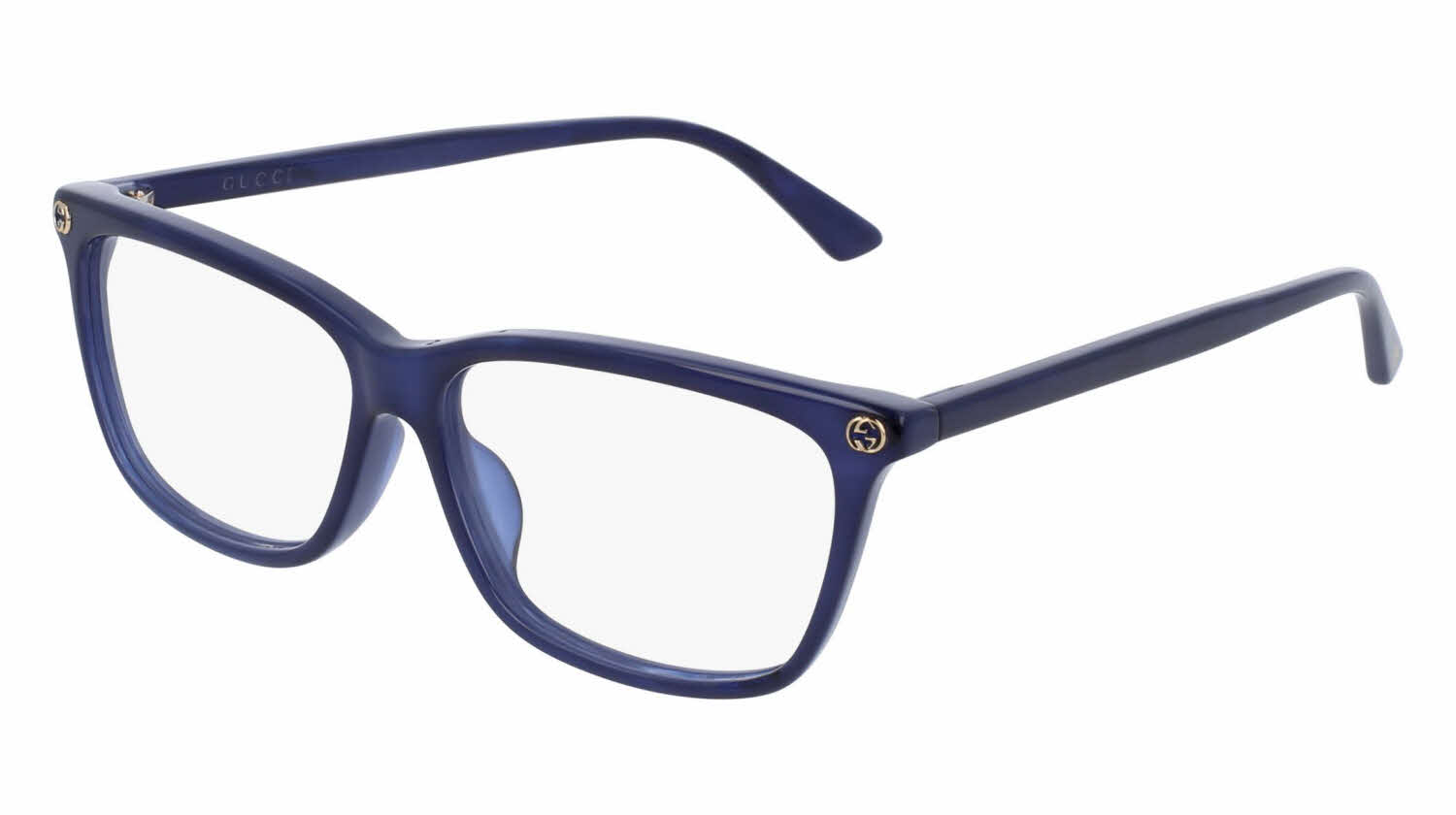 Gucci GG0042OA - Alternate Fit Eyeglasses | Free Shipping