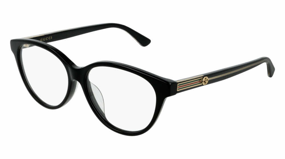 36719dc1ce Gucci GG0379OA - Alternate Fit Eyeglasses