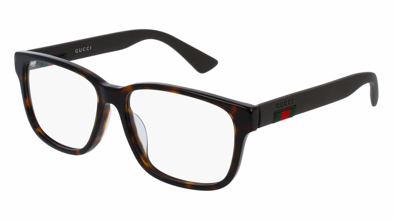 Gucci GG0011OA - Alternate Fit Eyeglasses