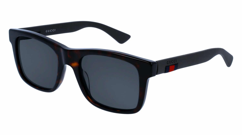 Gucci GG0008S Prescription Sunglasses