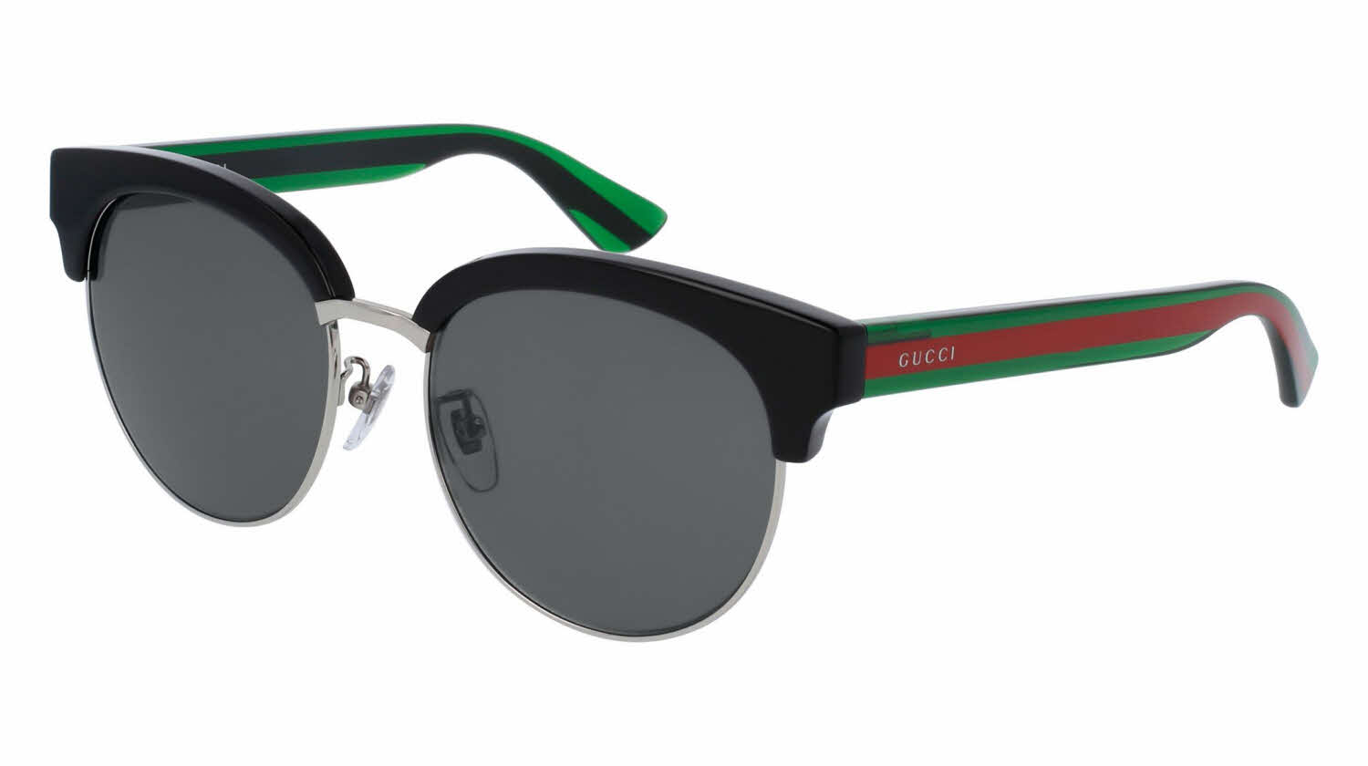 Gucci GG0058SK - Alternate Fit Prescription Sunglasses