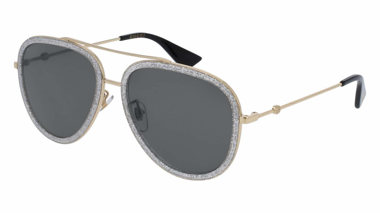 Gucci GG0062S Prescription Sunglasses