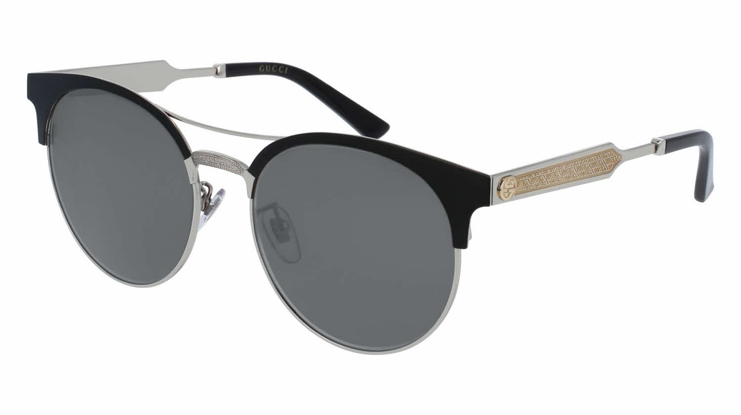 Gucci GG0075S Prescription Sunglasses