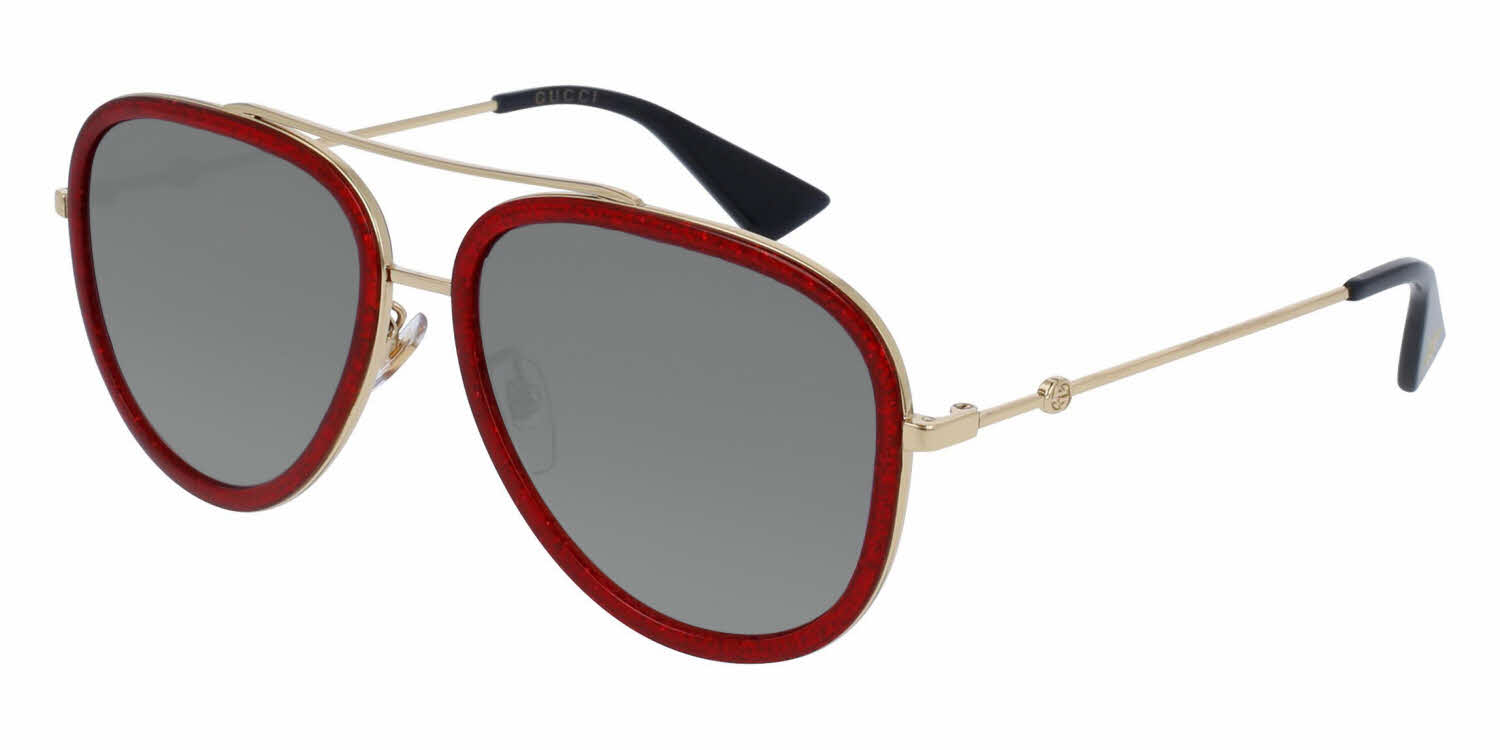 Gucci GG0062S Prescription Sunglasses