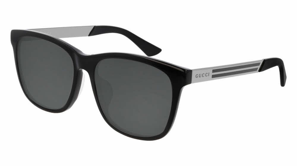 Gucci GG0695SA - Alternate Fit Prescription Sunglasses
