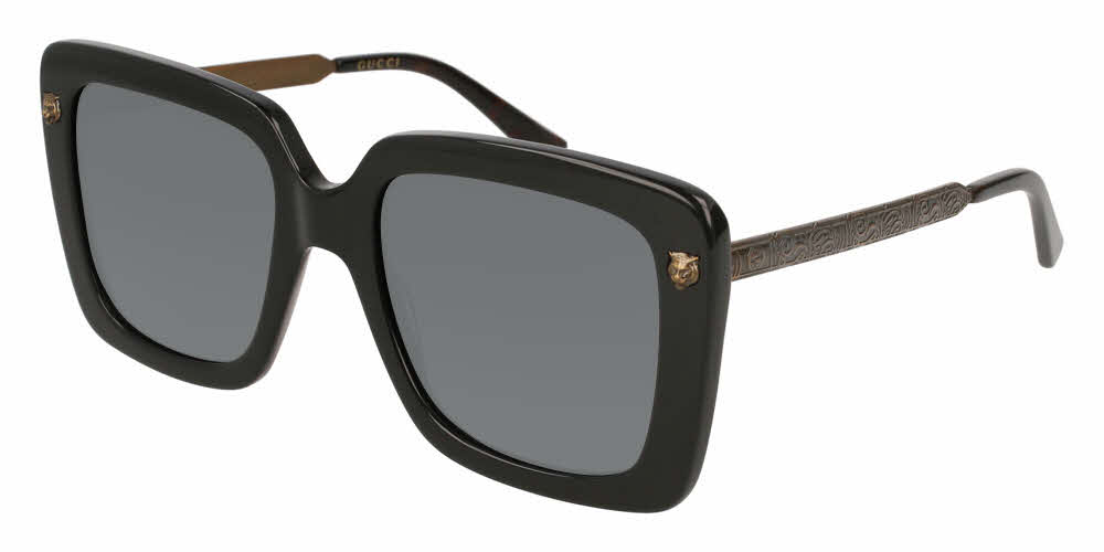 Gucci GG0216S Prescription Sunglasses