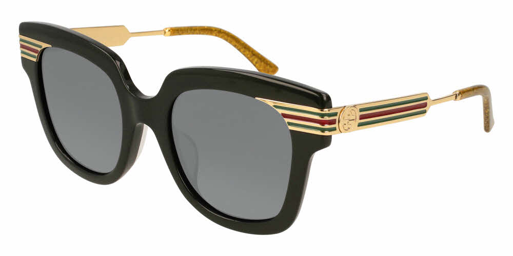 Gucci GG0281SA - Alternate Fit Prescription Sunglasses