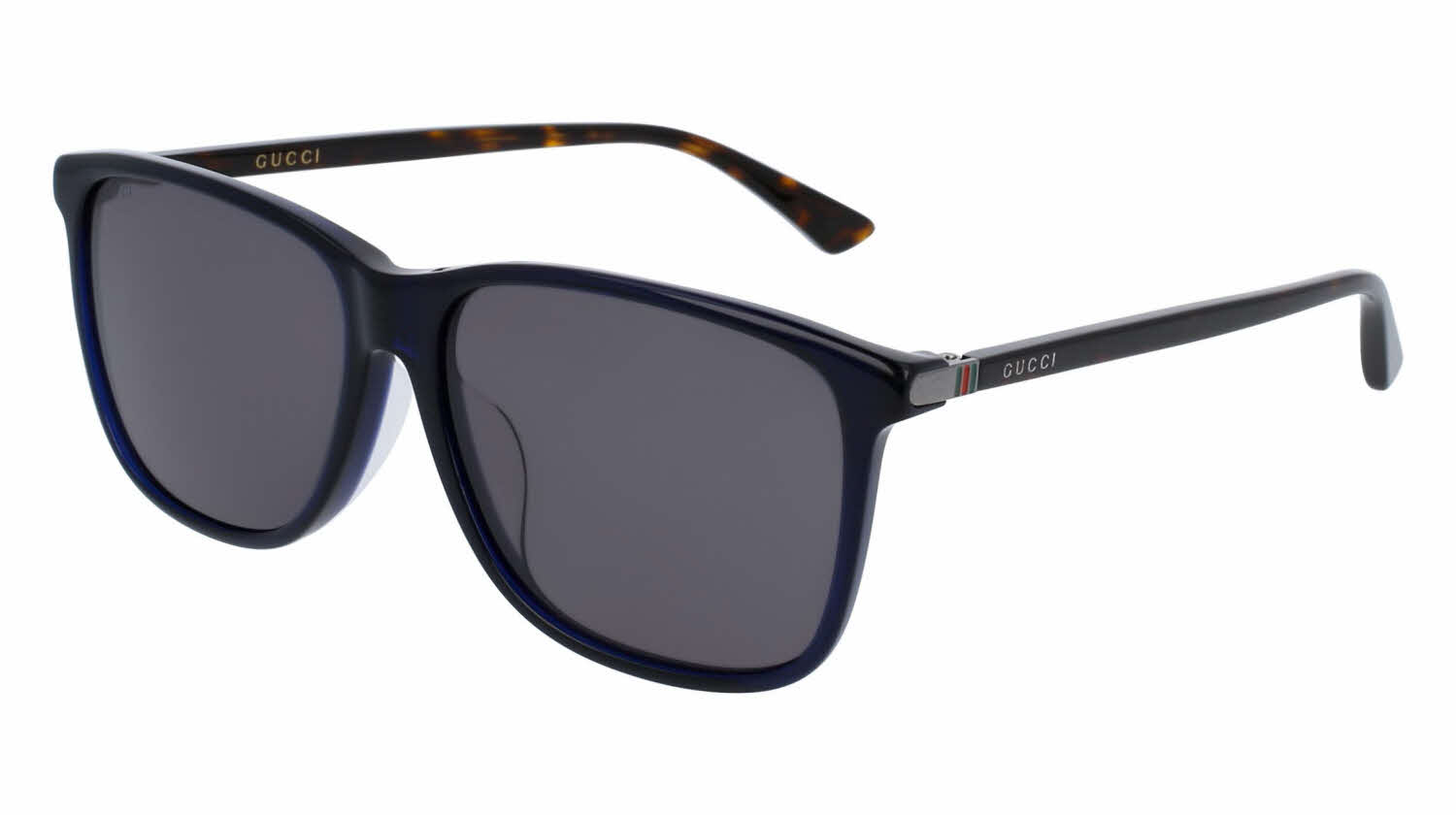gucci sunglasses. gucci gg0017sa - alternate fit sunglasses a