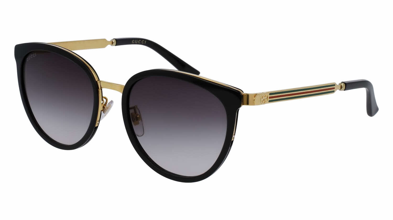 gucci sunglasses. gucci gg0077sk - alternate fit sunglasses u