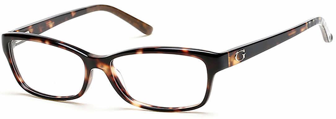 7ac3a0c888 Guess GU2542 Eyeglasses
