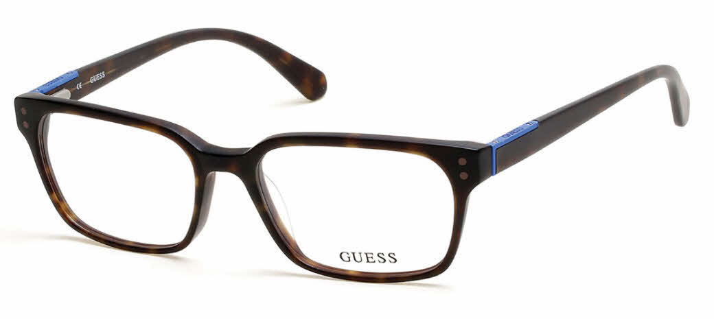 Glasses Frames Direct : Guess GU1880-F Eyeglasses Free Shipping