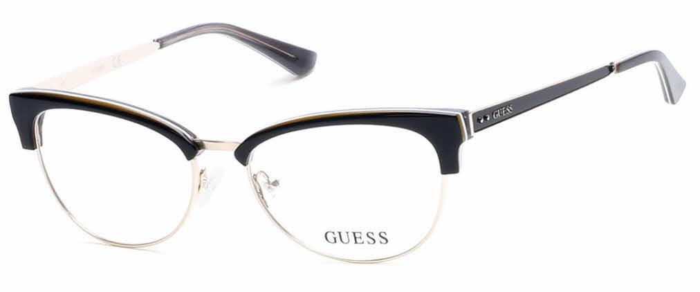 Guess GU2552 Eyeglasses