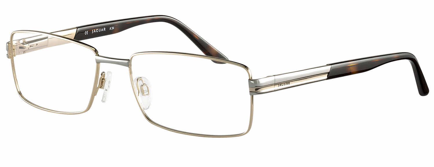 Jaguar Glasses Frame : Jaguar 33055 Eyeglasses Free Shipping