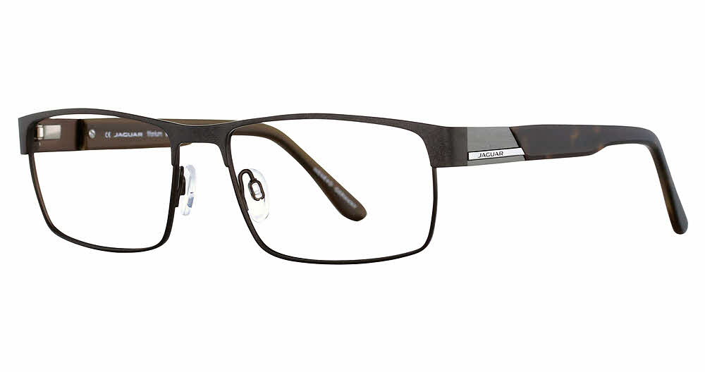 Jaguar Glasses Frame : Jaguar 35040 Eyeglasses Free Shipping