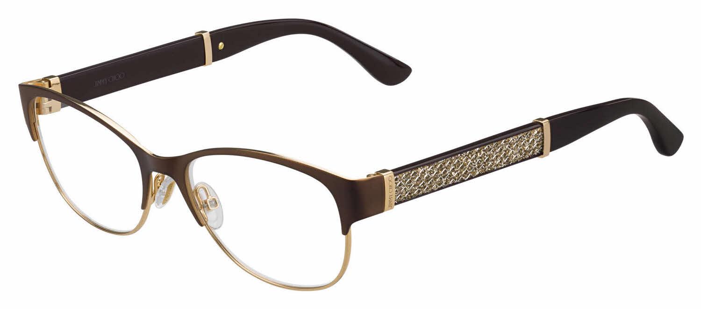 90c9a307cdf Jimmy Choo JC 180 Eyeglasses