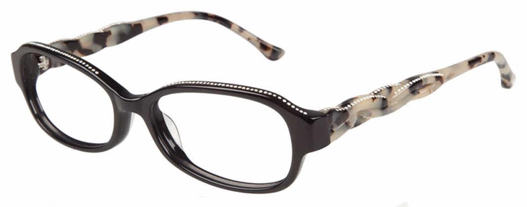 Judith Leiber Intaglio JL 1688AF Alternate Fit Eyeglasses