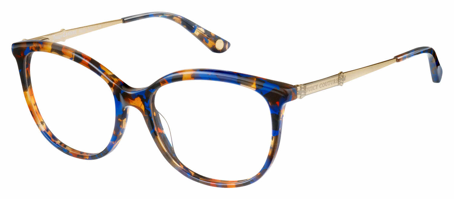 Juicy Couture Ju 167 Eyeglasses