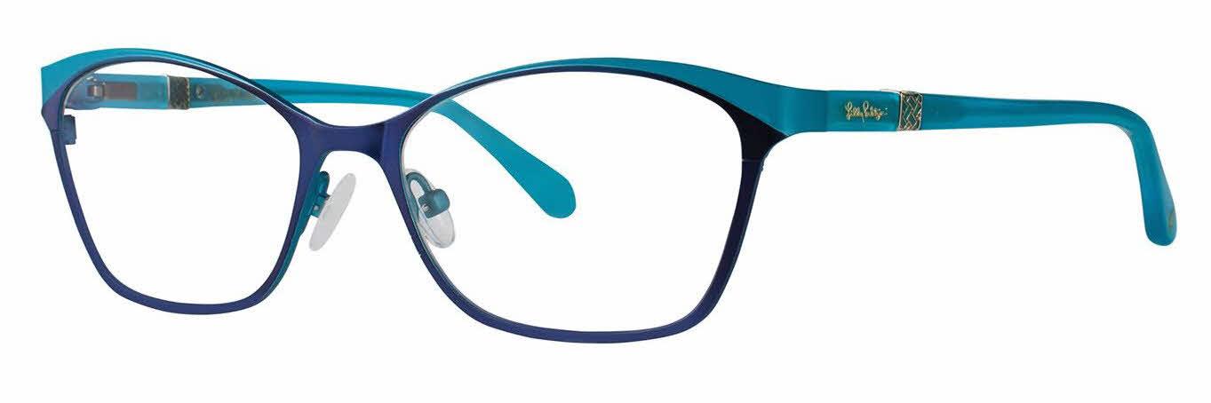 Lilly Pulitzer Ryder Eyeglasses Free Shipping