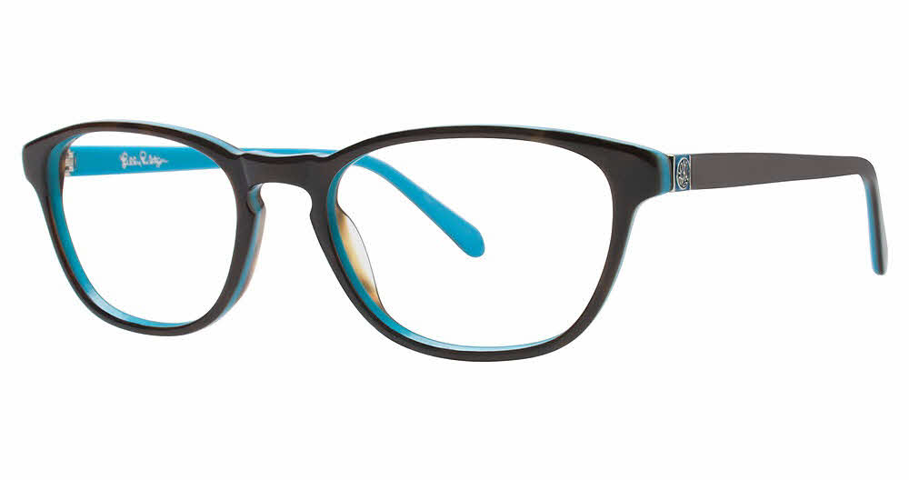 b1be41bf209 Lilly Pulitzer Palmer Eyeglasses