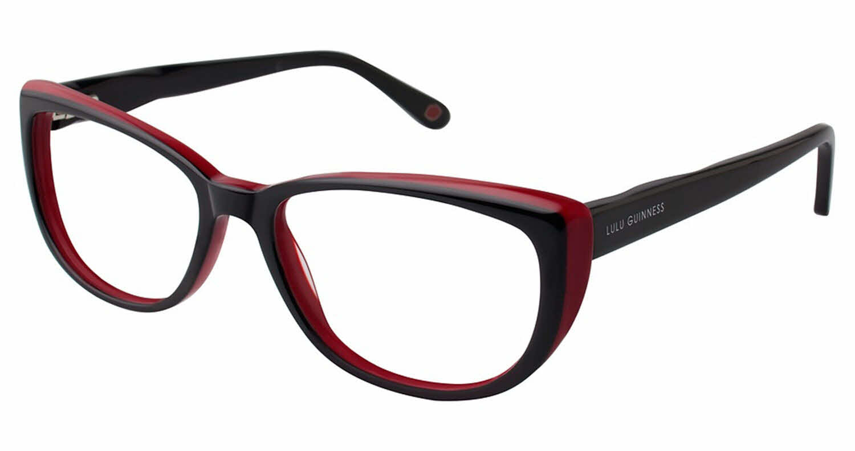 0d6ab6544e9 Lulu Guinness L890 Eyeglasses