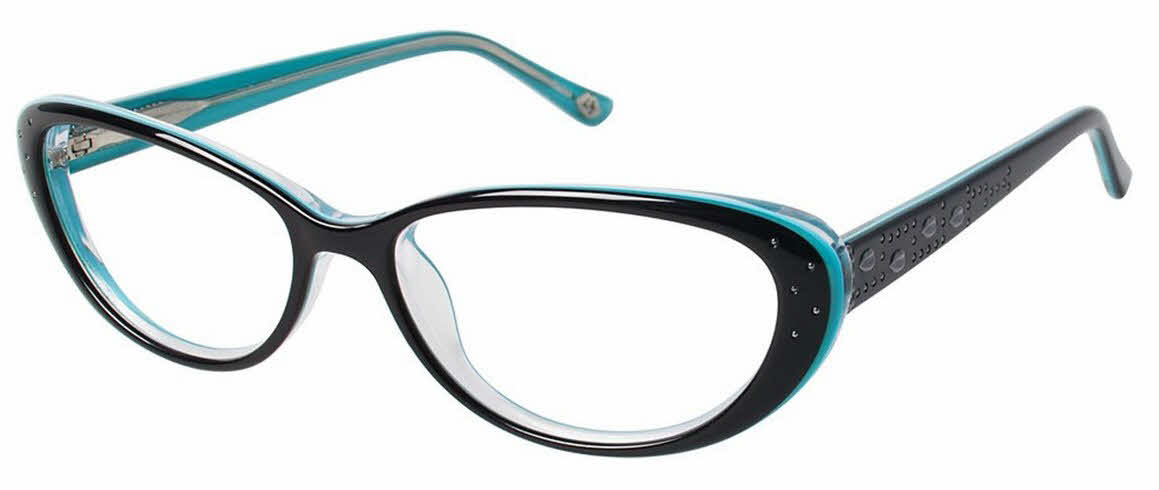 lulu guinness l880 eyeglasses free shipping