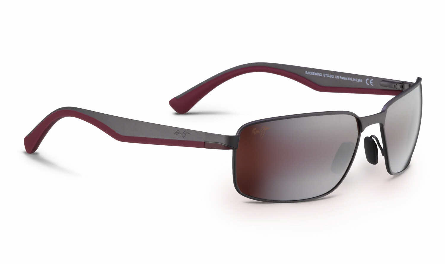 Maui Jim Backswing-709 Sunglasses
