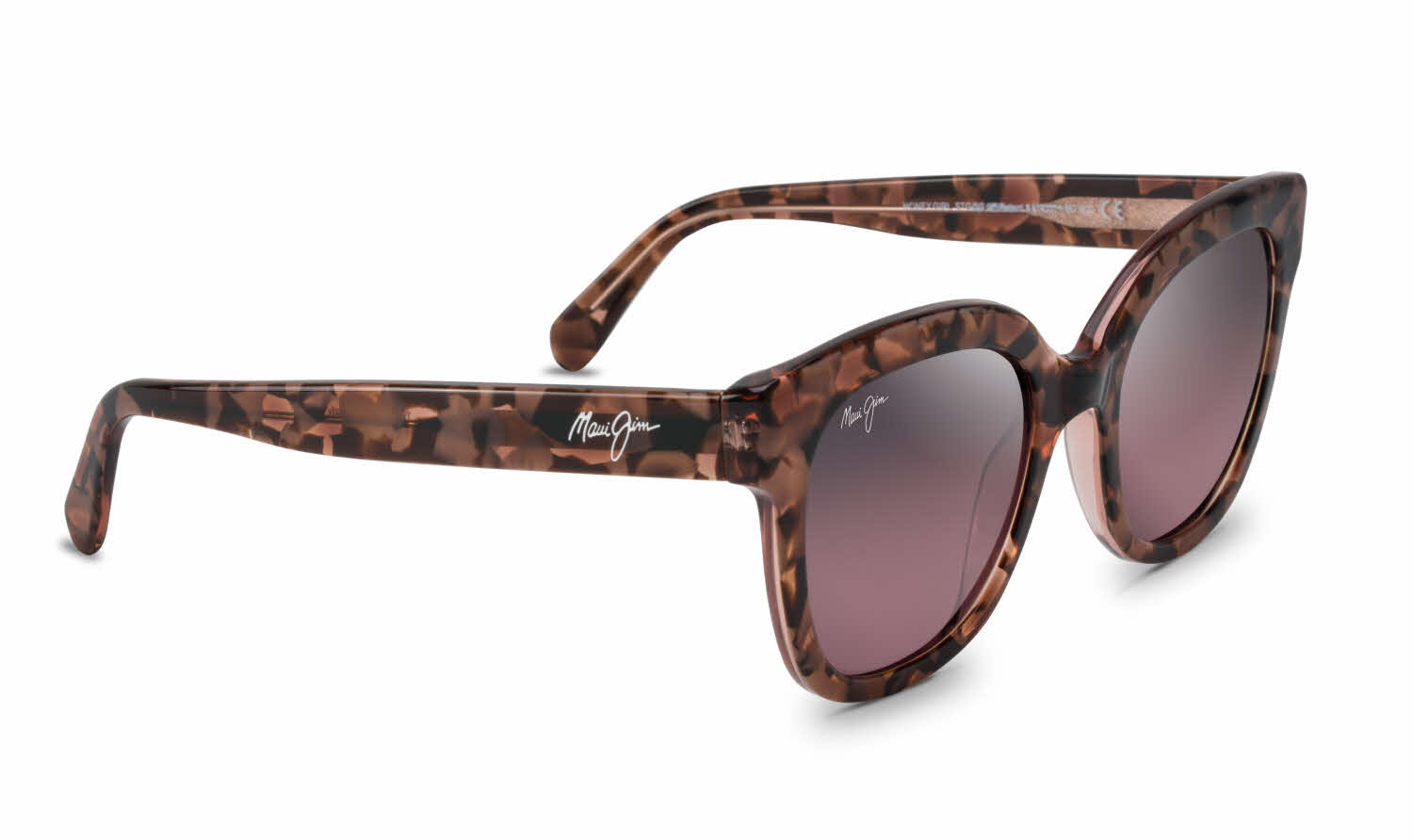 Maui Jim Maui Jim Honey Girl Blush Pink (rs751-09a) Mr3Fp