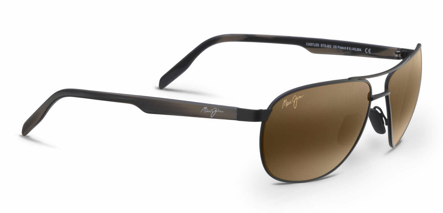 Maui Jim Castles-728 Prescription Sunglasses